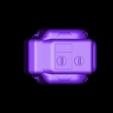 futureBear-turretA.stl Download free STL file Future Bear - M5A1 Ultra Evolution • 3D printing design, cycstudio