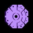 TFM8_Case.stl Download free STL file TFM 8 - 3d printed Transverse Flux Generator • Model to 3D print, TanyaAkinora