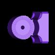 monstand_p7.b.stl Download free STL file Modular dual monitor stand • 3D printer object, _MSA_