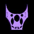 escudo araña.STL Download free STL file spider armor • Model to 3D print, izanferrco