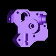 mbot-dextr-p2.stl Download free STL file Drakon reinforced extruder • 3D printer template, _MSA_