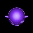 togepi.stl Download free STL file Pokemon Togepi Egg Cu • 3D print model, Kickass3DPrints