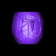 """tirelire oeuf spiderman contenant .stl Télécharger fichier STL gratuit Tirelire """"oeuf spiderman"""" • Design imprimable en 3D, psl"""