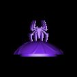 """tirelire oeuf spiderman couvercle.stl Télécharger fichier STL gratuit Tirelire """"oeuf spiderman"""" • Design imprimable en 3D, psl"""