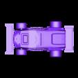 """Car concept  police interceptor.stl Download free STL file concept car """"police interceptor"""" • 3D printing object, psl"""