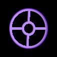 roue bas.stl Download STL file Lithophane dragon ball • 3D printer design, Paraddiction