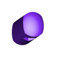 "modibot-remix-head.stl Download free STL file Modibot action figure ""easy print"" remix • 3D printer design, firebird"