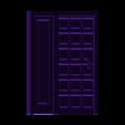 moderndoor4.stl Download free STL file Doors and windows terrain kitbash kit • 3D printing template, HeribertoValle