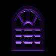 modernwindow2.stl Download free STL file Doors and windows terrain kitbash kit • 3D printing template, HeribertoValle