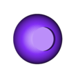 Eye_Ball_Small_A.stl Download free STL file Halloween Glow in the dark wall/door hanger (Skelton) • 3D print object, Pongo