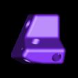 bass_shoes_R_ver2.stl Télécharger fichier STL gratuit 8 pouces Bass Drum Pad Ver.2 • Plan imprimable en 3D, RyoKosaka