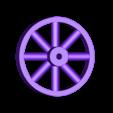 roue charrette a imprimer en double.STL Download free STL file charrette 2 roue • Object to 3D print, trixo416