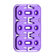 PARACORD_TENSIONERS.stl Download free STL file Para Cord Goodies Snap Cards (Altoids 7) • 3D printing object, MuSSy
