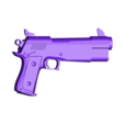 Gun fortnite.STL Download STL file Fortnite gun pistol • Model to 3D print, PierreAnne