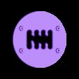 TH8-Gate01.STL Download STL file Thrustmaster TH8 short shift gate. • 3D printing design, tahustvedt