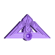 talisman.stl Télécharger fichier STL gratuit Talisman • Plan pour imprimante 3D, BenjaminKrygsheld