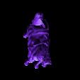 Horse.stl Download free STL file War Horse • 3D printable model, Double_Alfa_3D
