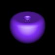 Oxygen117.stl Download free STL file Space-filling molecular models: Sulfur and Phosphorous expansion pack • 3D printer design, harfigger