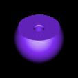 OxygenPP2.stl Download free STL file Space-filling molecular models: Sulfur and Phosphorous expansion pack • 3D printer design, harfigger