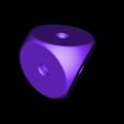 Sulfur2.stl Download free STL file Space-filling molecular models: Sulfur and Phosphorous expansion pack • 3D printer design, harfigger
