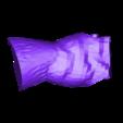 GADGETS (left) FOREARM pt1 4 PRINT .stl Download free STL file GADGET the robotic Gremlin • 3D printing object, atarka3