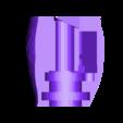 gadgets bicep pt3 right 2print .stl Download free STL file GADGET the robotic Gremlin • 3D printing object, atarka3
