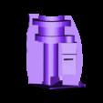 gadgets bicep pt4 right 2print .stl Download free STL file GADGET the robotic Gremlin • 3D printing object, atarka3