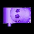 gadgets bicep pt1 left 2print.stl Download free STL file GADGET the robotic Gremlin • 3D printing object, atarka3