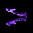 Orang Jaw.stl Download STL file Replica Real Orangutan Primate Skull and Jaw • Design to 3D print, Anthrobones