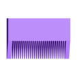 customized_beard_comb_no1.stl Download free STL file Customizable Comb • 3D printable model, MightyNozzle