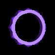 facet_ring_size_K.stl Download STL file facet ring • Object to 3D print, tropez