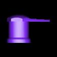 tampo parafuso camiao.STL Download STL file wheel bolt indicator • 3D printing design, Paulocnc