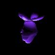 appplebloom_criniere_creuse.stl Download free STL file MLP Applebloom Pony • Template to 3D print, arcandg