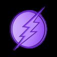 logo flash.STL Download free STL file Flash Logo • 3D printing design, Lys