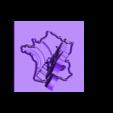 la mascotte strato.stl Download free STL file STRATO mascot for Stratomaker • 3D printing template, Jojo_bricole