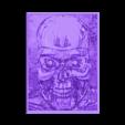 terminator.stl Télécharger fichier STL gratuit Terminator dessin 3D • Modèle imprimable en 3D, 3dlito