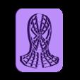 spiderman (1).stl Download free STL file Spiderman Cookie cutter • 3D print model, AmineZed