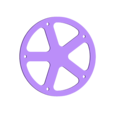holder-mount.stl Download free STL file Wire Spool Holder Carousel • Model to 3D print, Adafruit