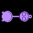 Aspirin_Pod_v2.stl Download free STL file Aspirin Pod (THIS COULD SAVE YOUR LIFE) • 3D printable model, MuSSy