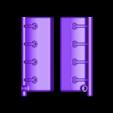 02FR-HEADS-SPK-LDS.stl Download STL file Ratrod Pickup • 3D printing template, macone1