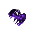WTWTA Hand.stl Download free STL file Where the Wild Things Are - Max • 3D print model, mag-net