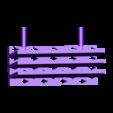 card.stl Download free STL file porte-carte et porte-clé • 3D printing object, phikal