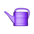 watering_can.stl Download free STL file Watering Can • Object to 3D print, MaxMKA