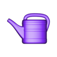 watering_can_thickshell.stl Download free STL file Watering Can • Object to 3D print, MaxMKA