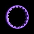 tire.stl Télécharger fichier STL gratuit ZeroBot - Raspberry Pi Zero FPV Robot • Design à imprimer en 3D, MaxMKA