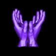 double main.obj Télécharger fichier OBJ mains groupées • Plan pour imprimante 3D, juanpix