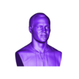 A_IniestaHollow1.stl Download STL file ANDRES INIESTA BUST 3D PRINT READY • 3D printing object, MarcArt