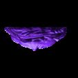 top.stl Download free STL file Weeping Angel Mask • 3D printer design, BenjaminKrygsheld