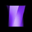 POT DE FLEURE 15x15x20.stl Download free STL file Flower pot 15X15X20 • Model to 3D print, SimEtJo