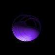 oeuf à peindre 12.stl Download STL file eggs to decorate 3dgregor • 3D printer model, 3dgregor